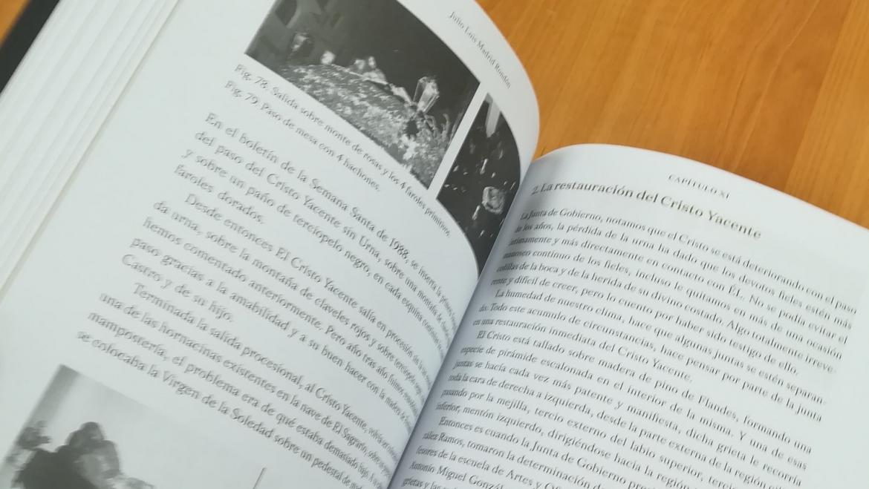 A la venta el libro con la historia de Nuestra Cofradía