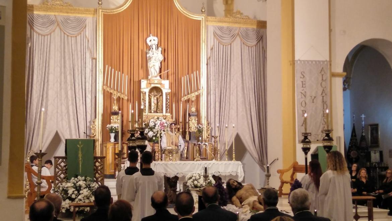El domingo 23 de febrero, Misa de hermandad