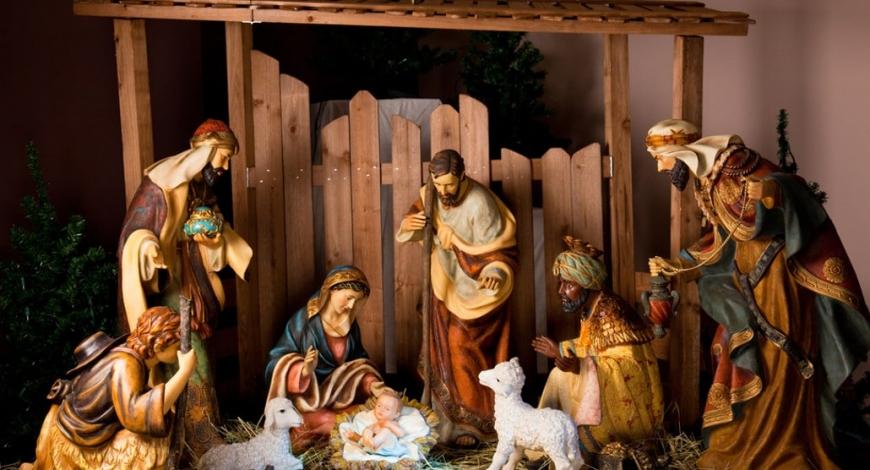 """Inundemos de """"Belenes"""" la Navidad"""