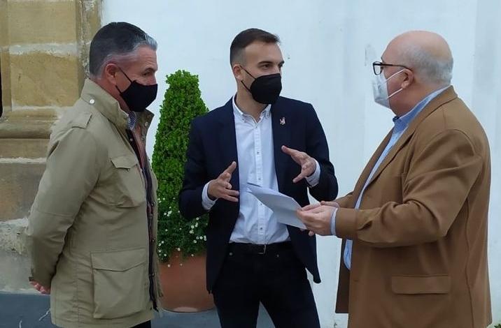 La Diputación de Cádiz anuncia su apoyo a la Exposición fotográfica del Santo Entierro de Algeciras