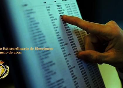 Concluye el plazo de revisión del censo electoral de cara al Cabildo Extraordinario del 25 de junio
