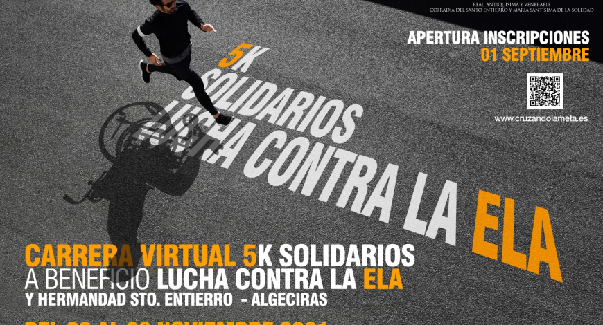 Corre nuestra I Carrera Solidaria